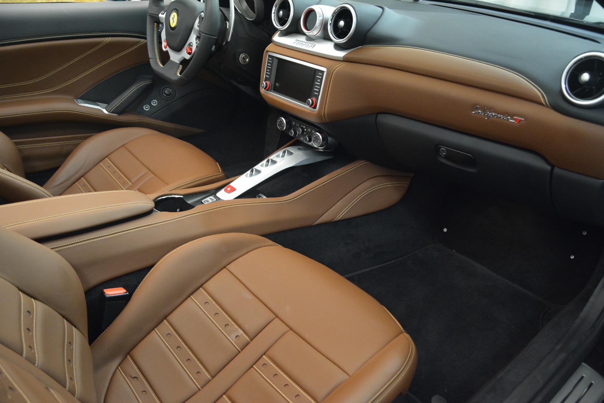 Used 2016 Ferrari California T  For Sale In Greenwich, CT 2069_p30