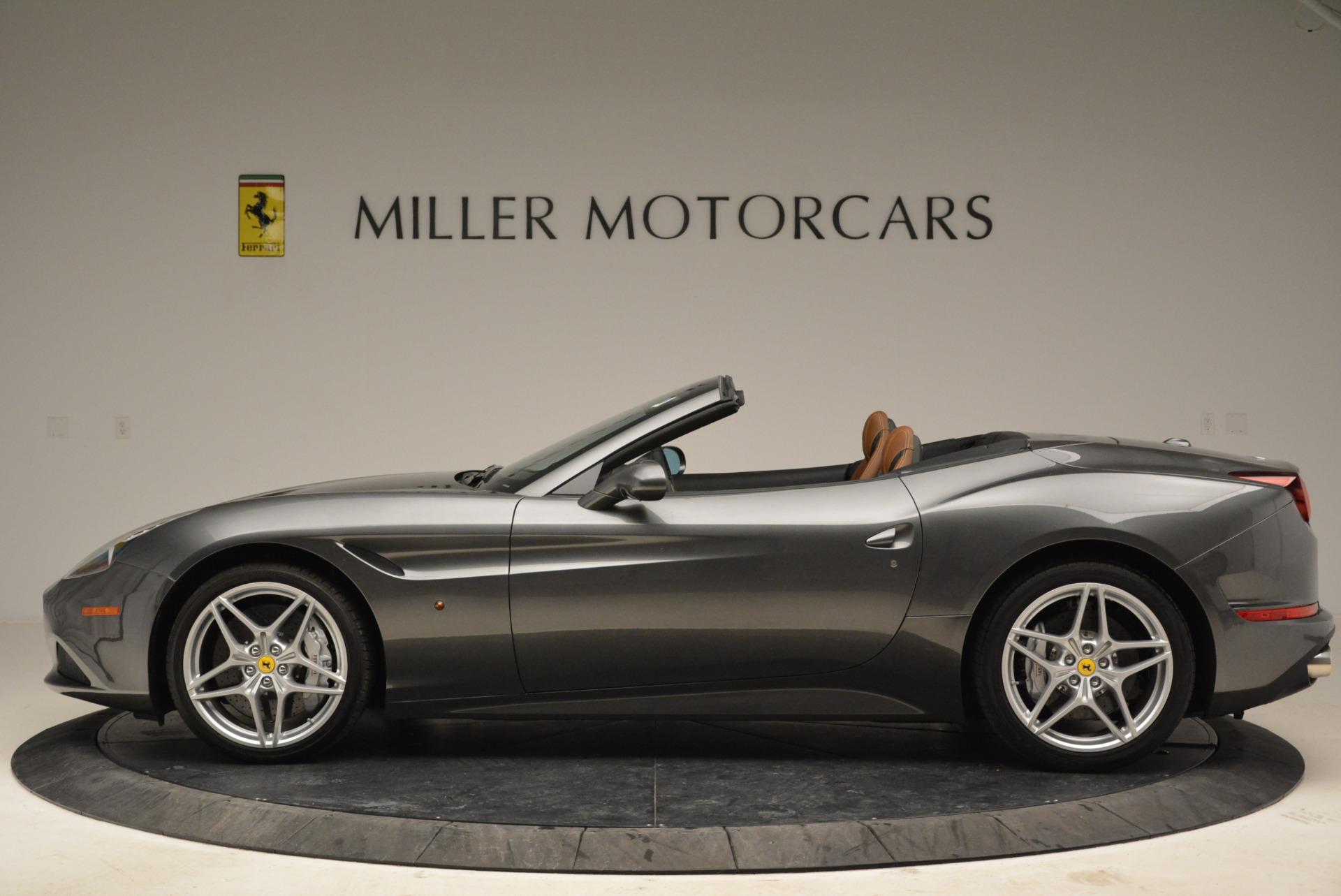 Used 2016 Ferrari California T  For Sale In Greenwich, CT 2069_p3