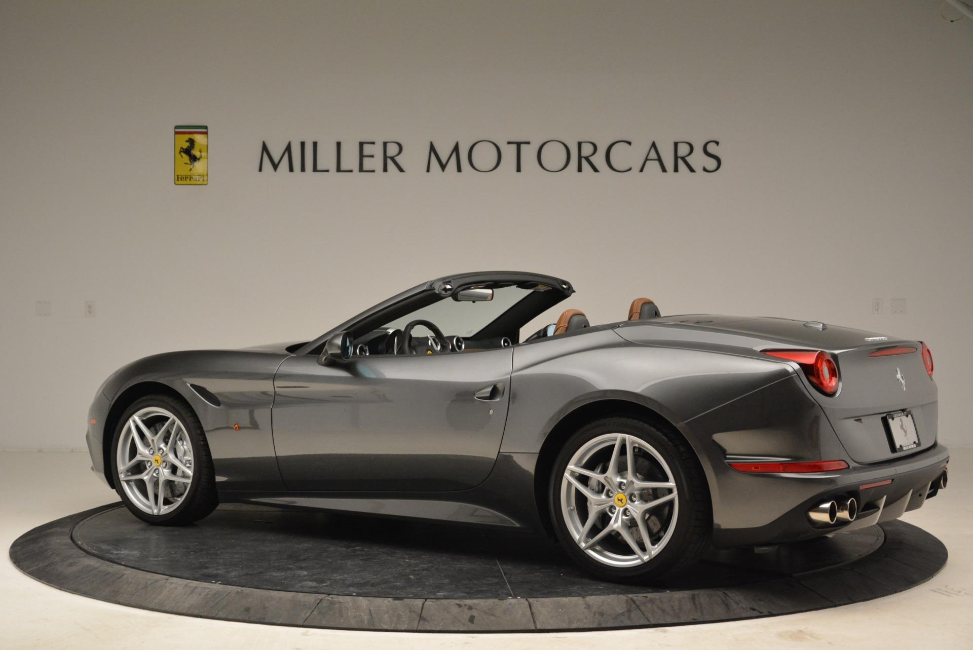 Used 2016 Ferrari California T  For Sale In Greenwich, CT 2069_p4