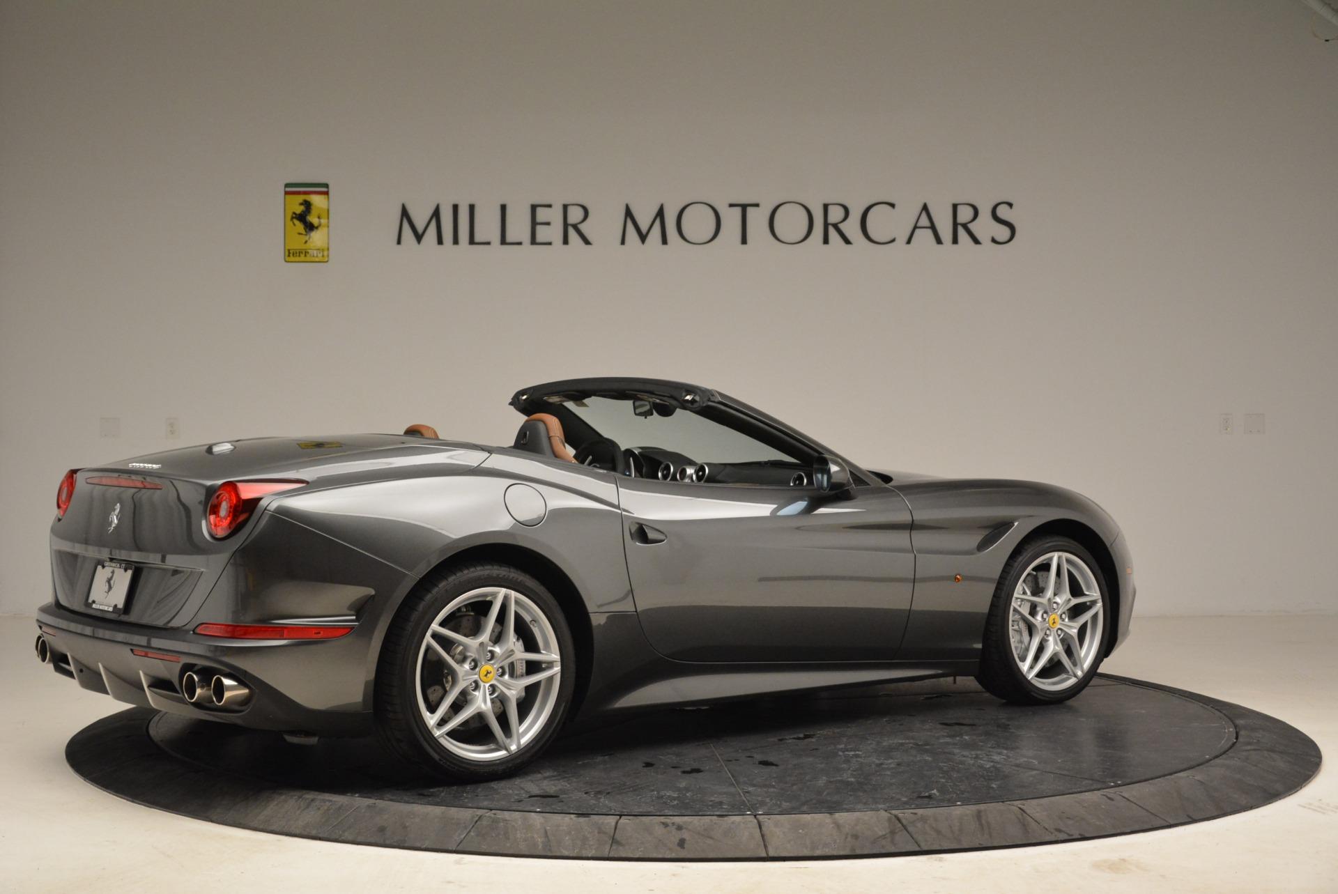 Used 2016 Ferrari California T  For Sale In Greenwich, CT 2069_p8