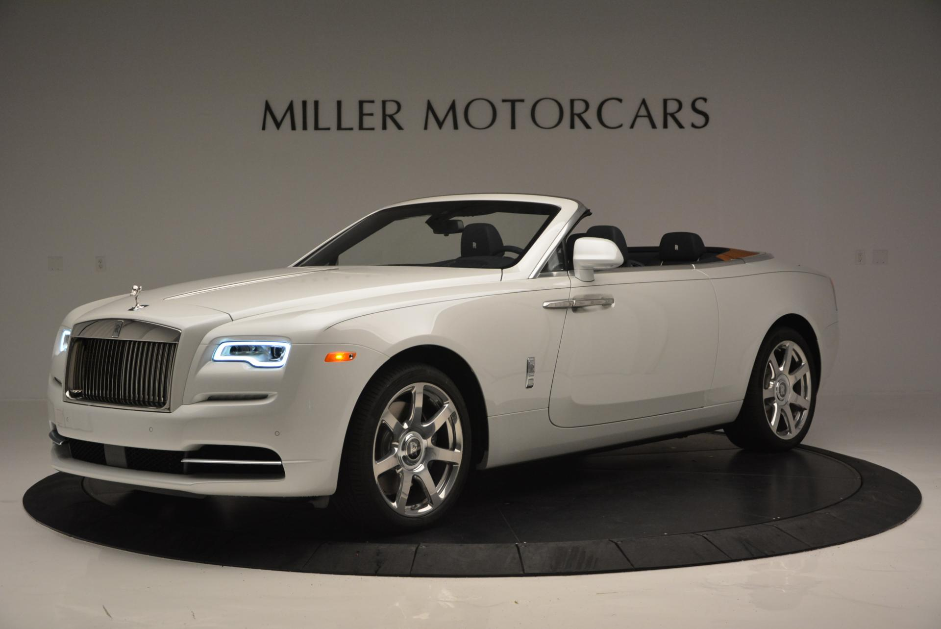 New 2016 Rolls-Royce Dawn  For Sale In Greenwich, CT 207_p2