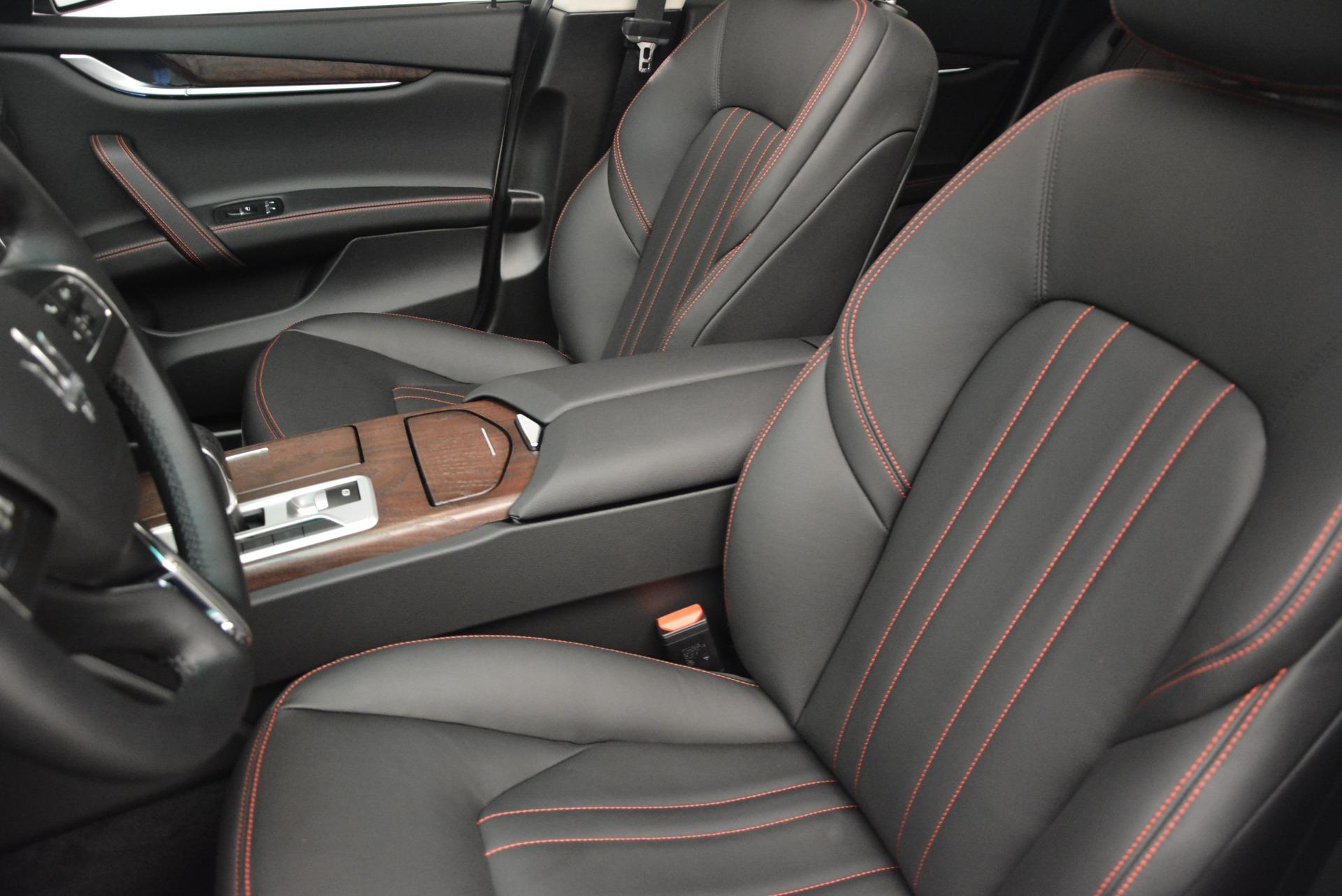 Used 2015 Maserati Ghibli S Q4 For Sale In Greenwich, CT 2070_p14