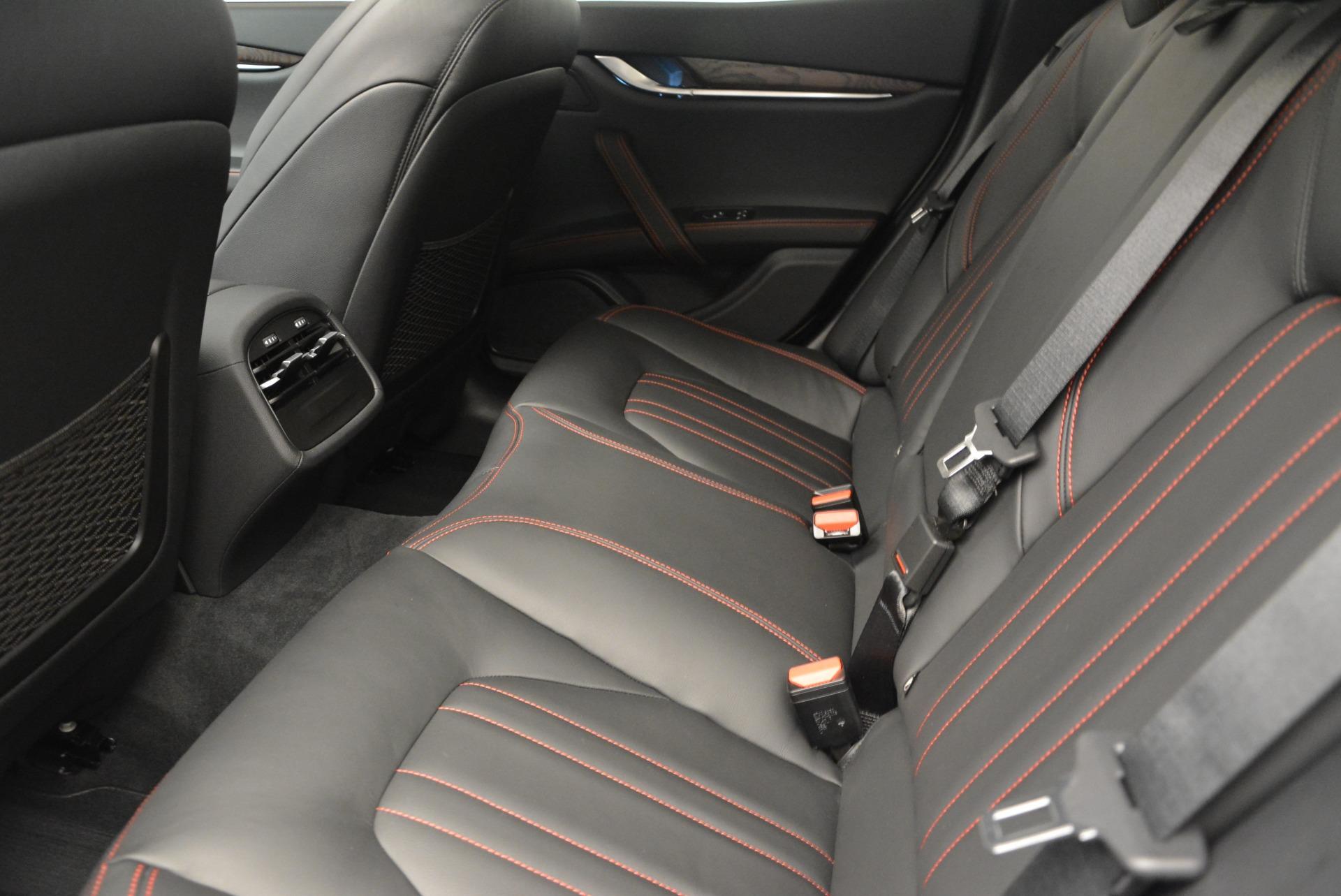 Used 2015 Maserati Ghibli S Q4 For Sale In Greenwich, CT 2070_p16