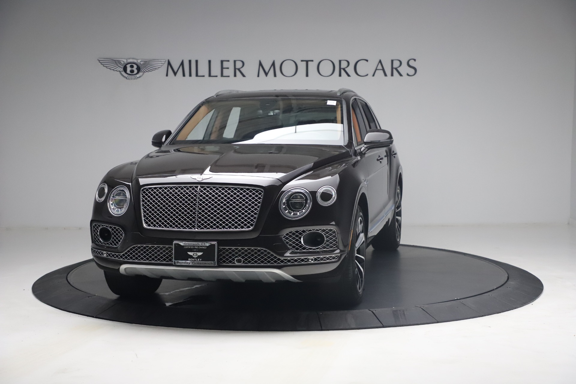 New 2018 Bentley Bentayga Signature For Sale In Greenwich, CT 2071_main