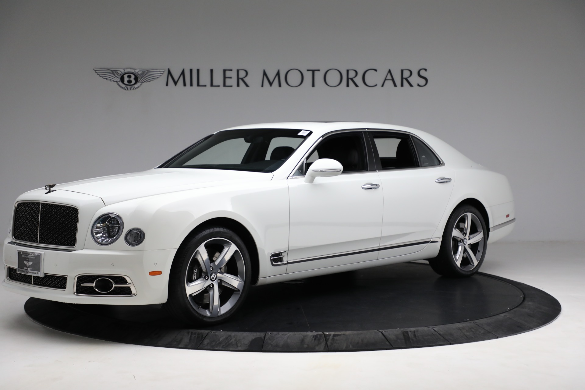 Used 2018 Bentley Mulsanne Speed For Sale In Greenwich, CT