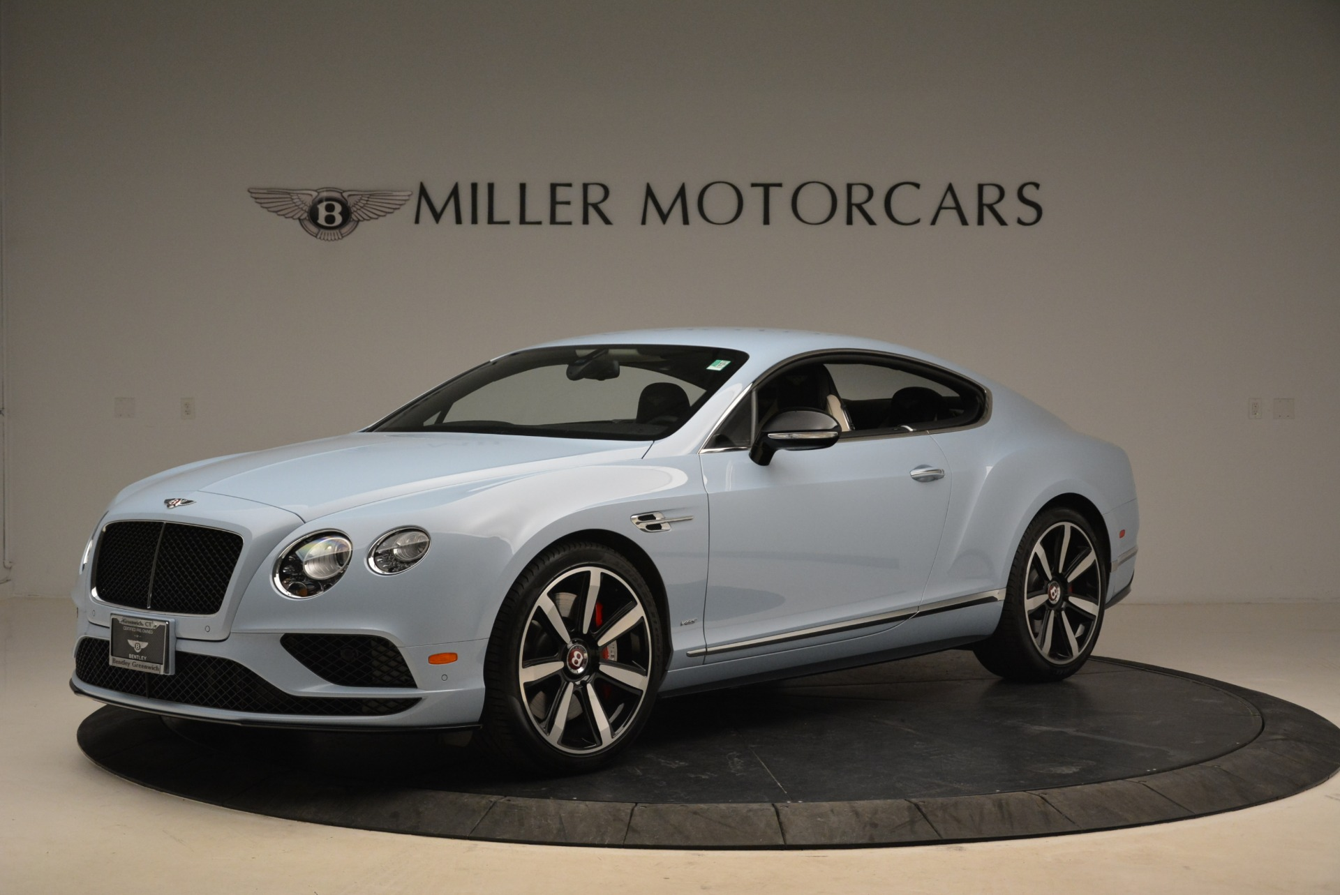 Used 2016 Bentley Continental GT V8 S For Sale In Greenwich, CT 2077_p2