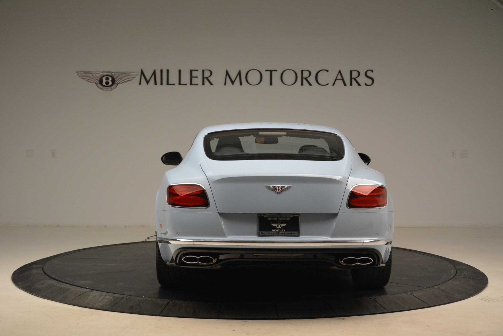 Used 2016 Bentley Continental GT V8 S For Sale In Greenwich, CT 2077_p6
