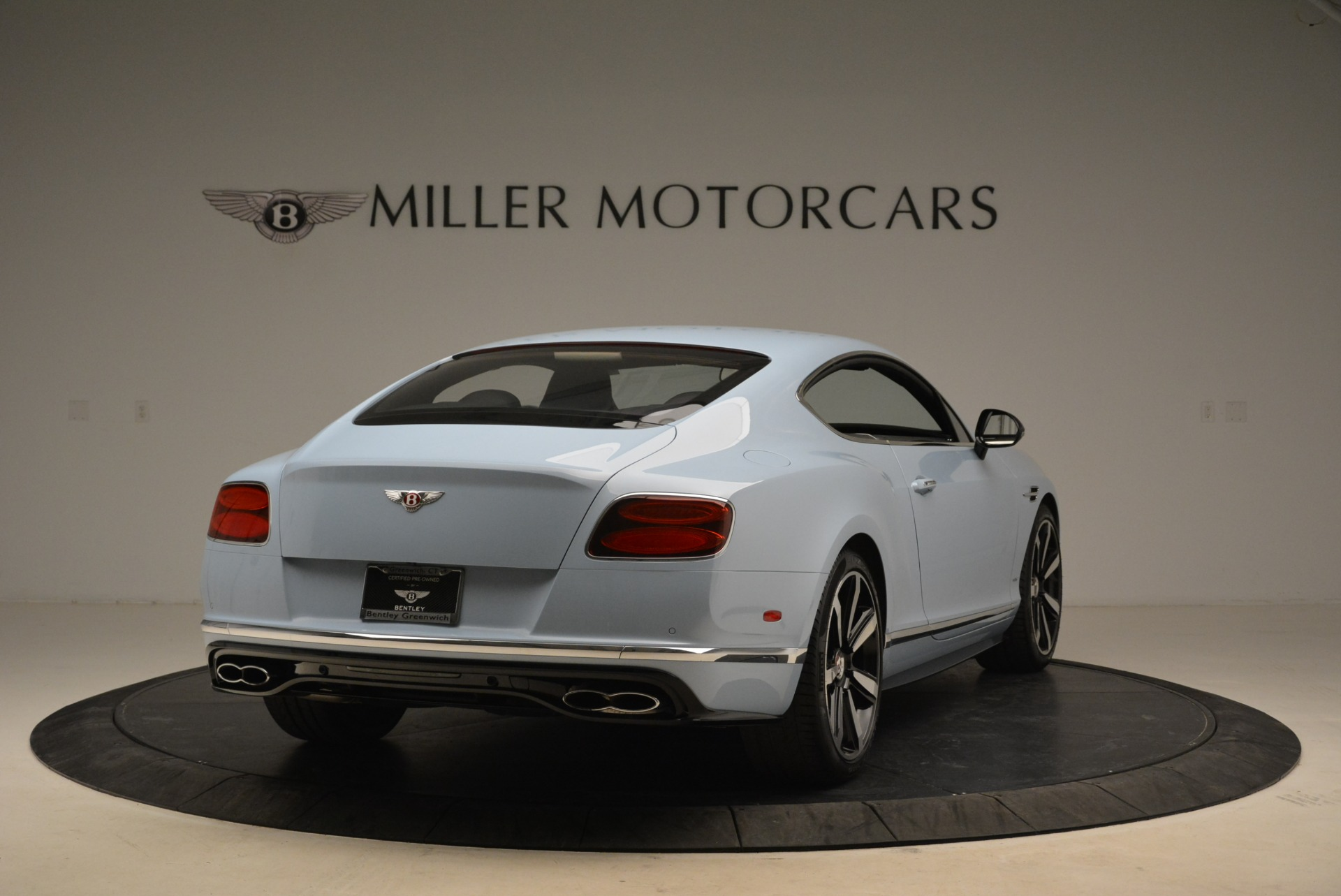 Used 2016 Bentley Continental GT V8 S For Sale In Greenwich, CT 2077_p7