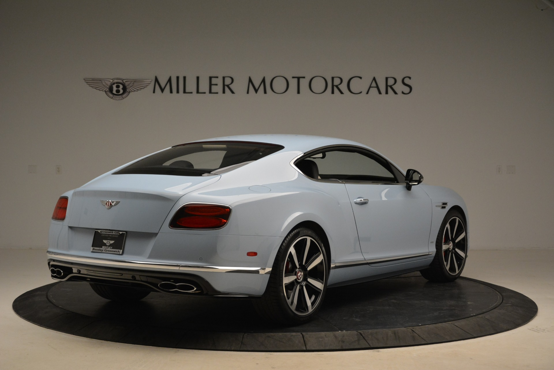 Used 2016 Bentley Continental GT V8 S For Sale In Greenwich, CT 2077_p8