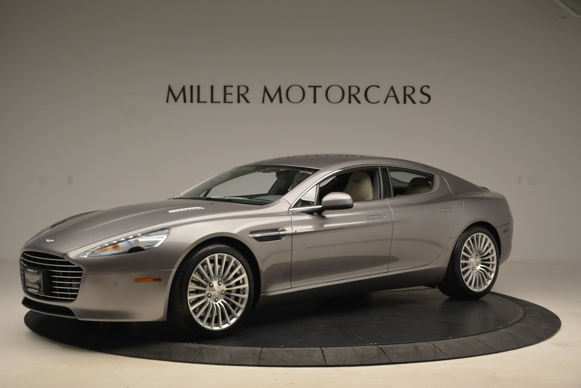 Used 2014 Aston Martin Rapide S  For Sale In Greenwich, CT 2079_p2