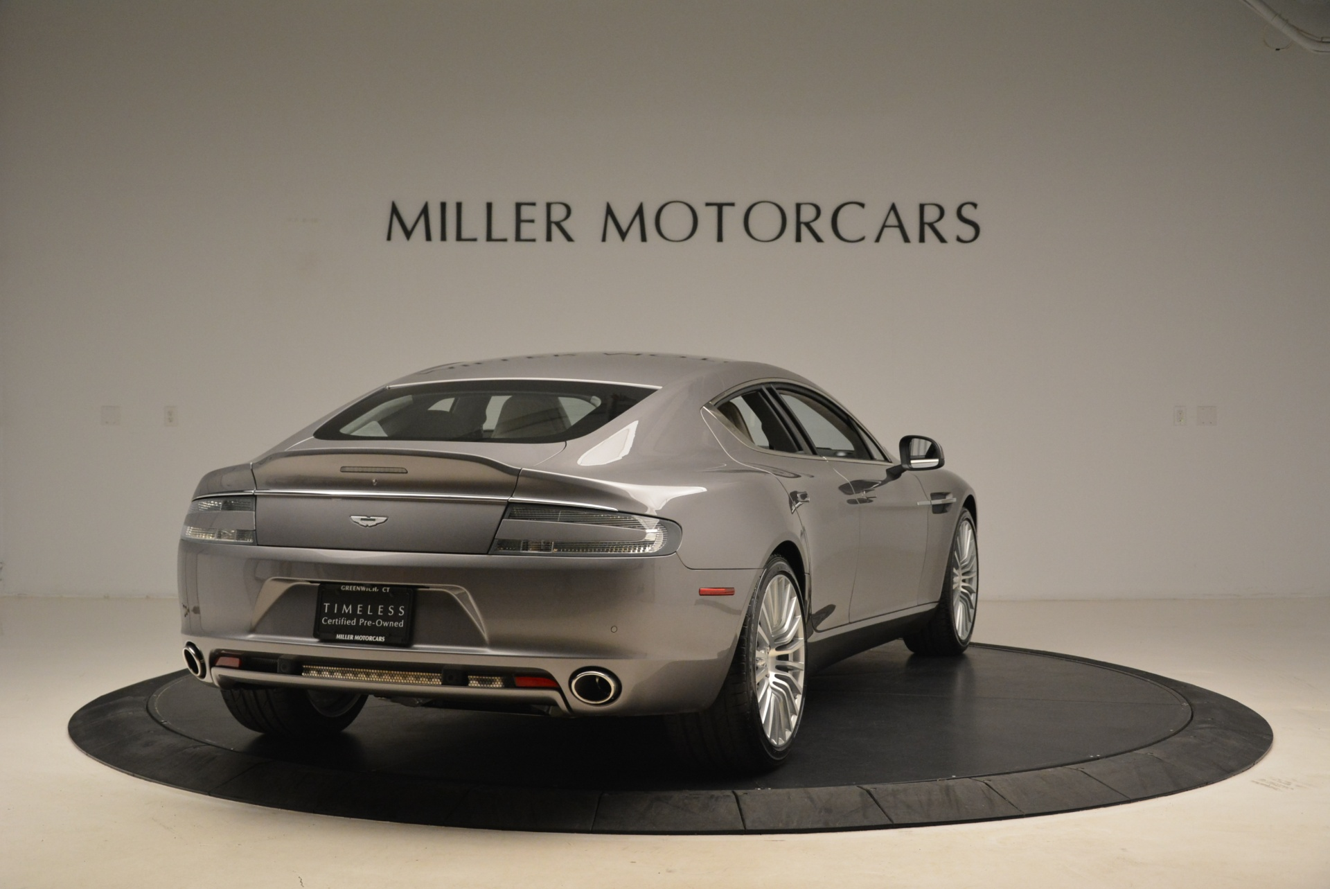 Used 2014 Aston Martin Rapide S  For Sale In Greenwich, CT 2079_p7