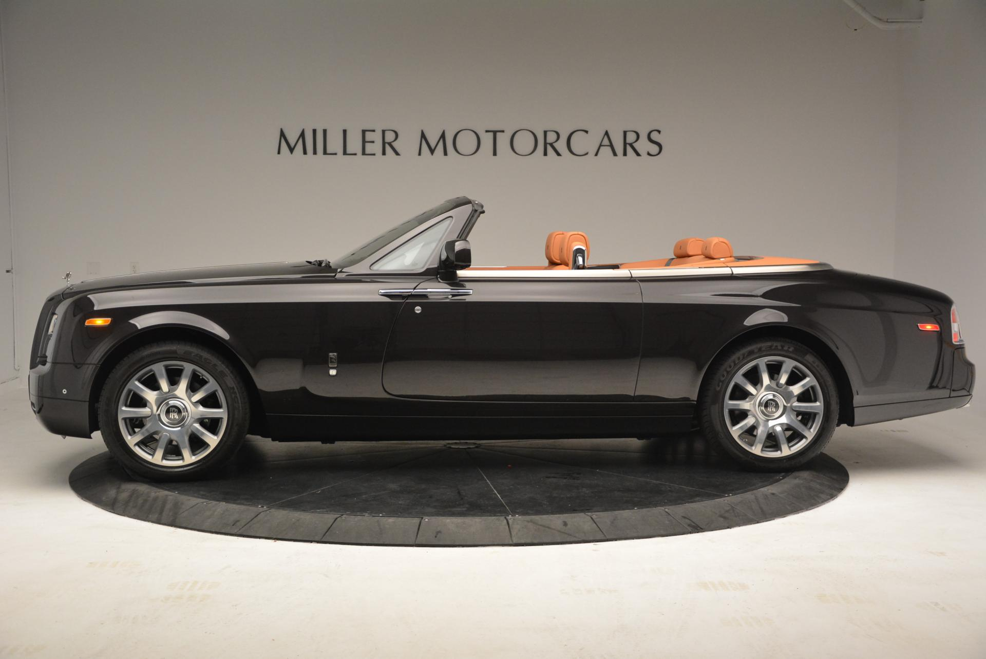 New 2016 Rolls-Royce Phantom Drophead Coupe Bespoke For Sale In Greenwich, CT 208_p3