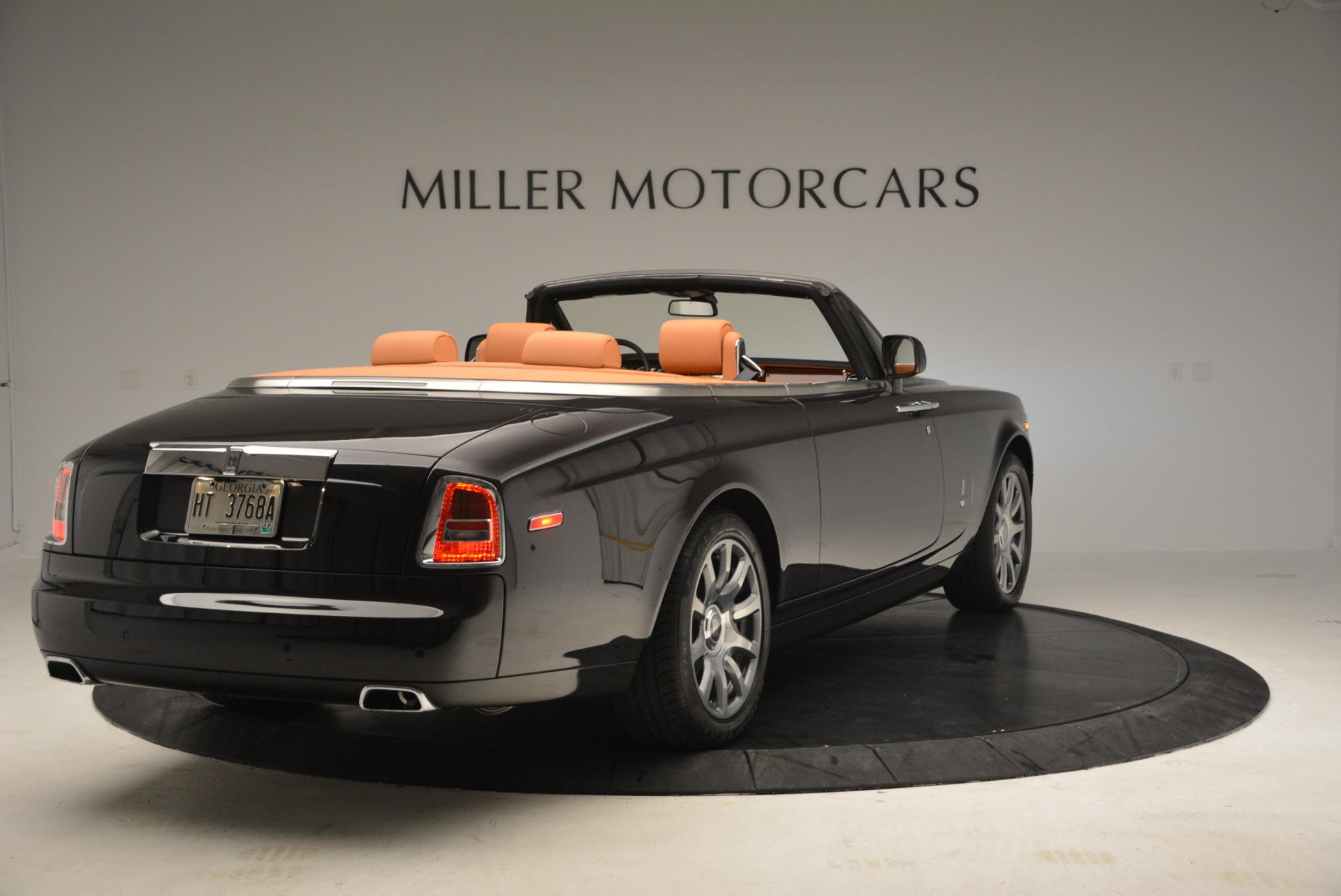 New 2016 Rolls-Royce Phantom Drophead Coupe Bespoke For Sale In Greenwich, CT 208_p7