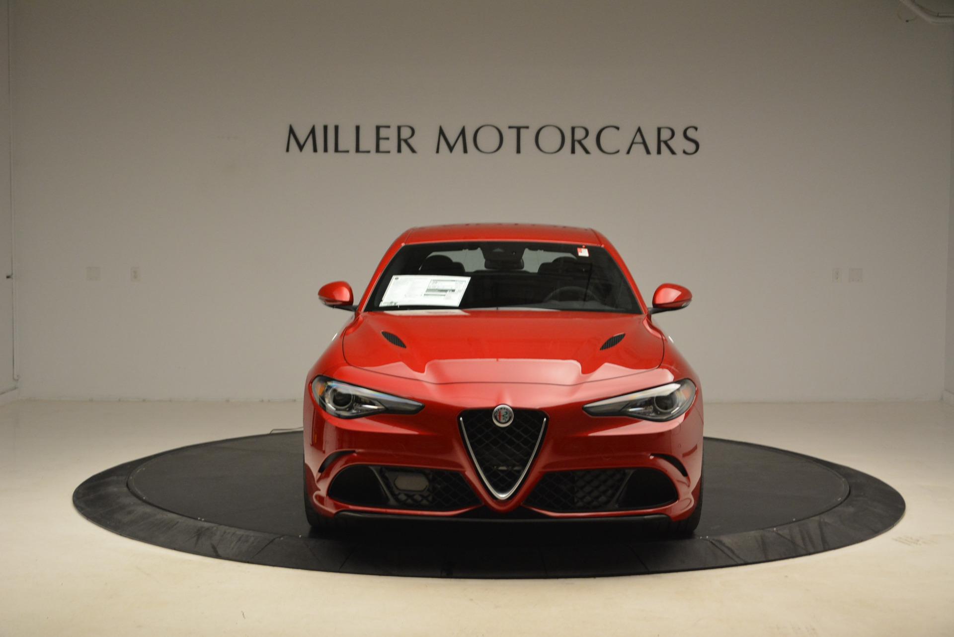 New 2018 Alfa Romeo Giulia Quadrifoglio For Sale In Greenwich, CT 2081_p12