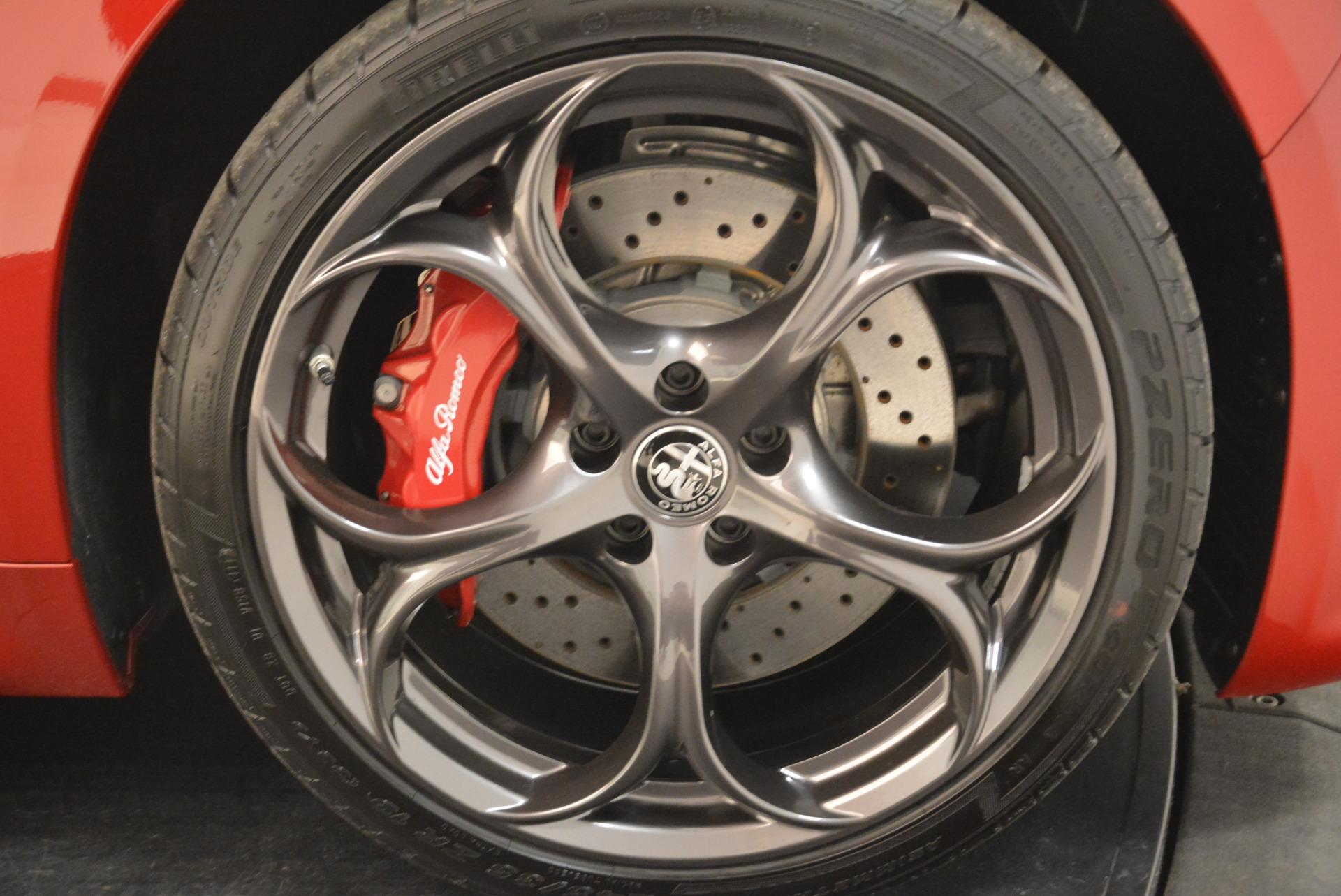 New 2018 Alfa Romeo Giulia Quadrifoglio For Sale In Greenwich, CT 2081_p25