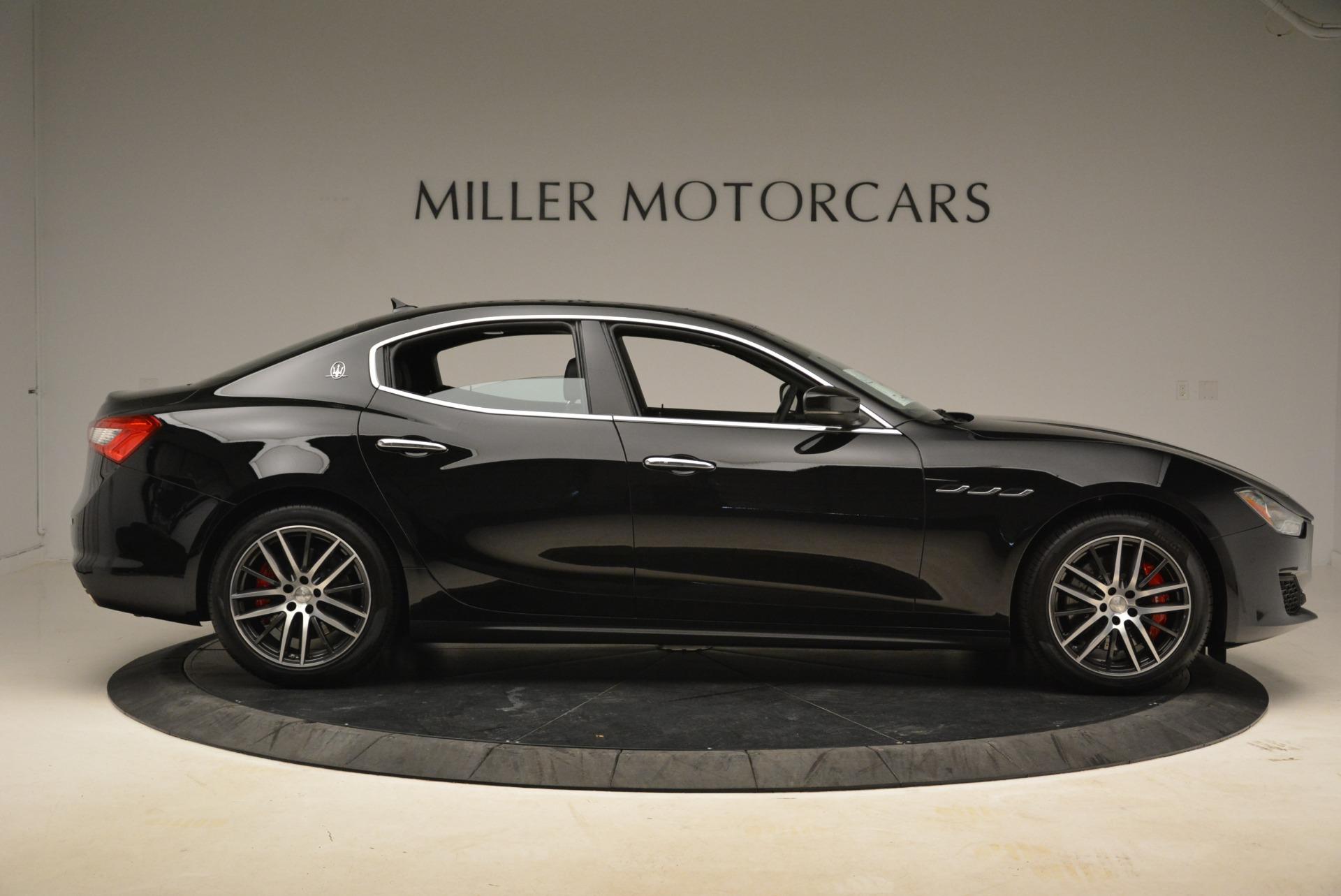 New 2018 Maserati Ghibli S Q4 For Sale In Greenwich, CT 2082_p10