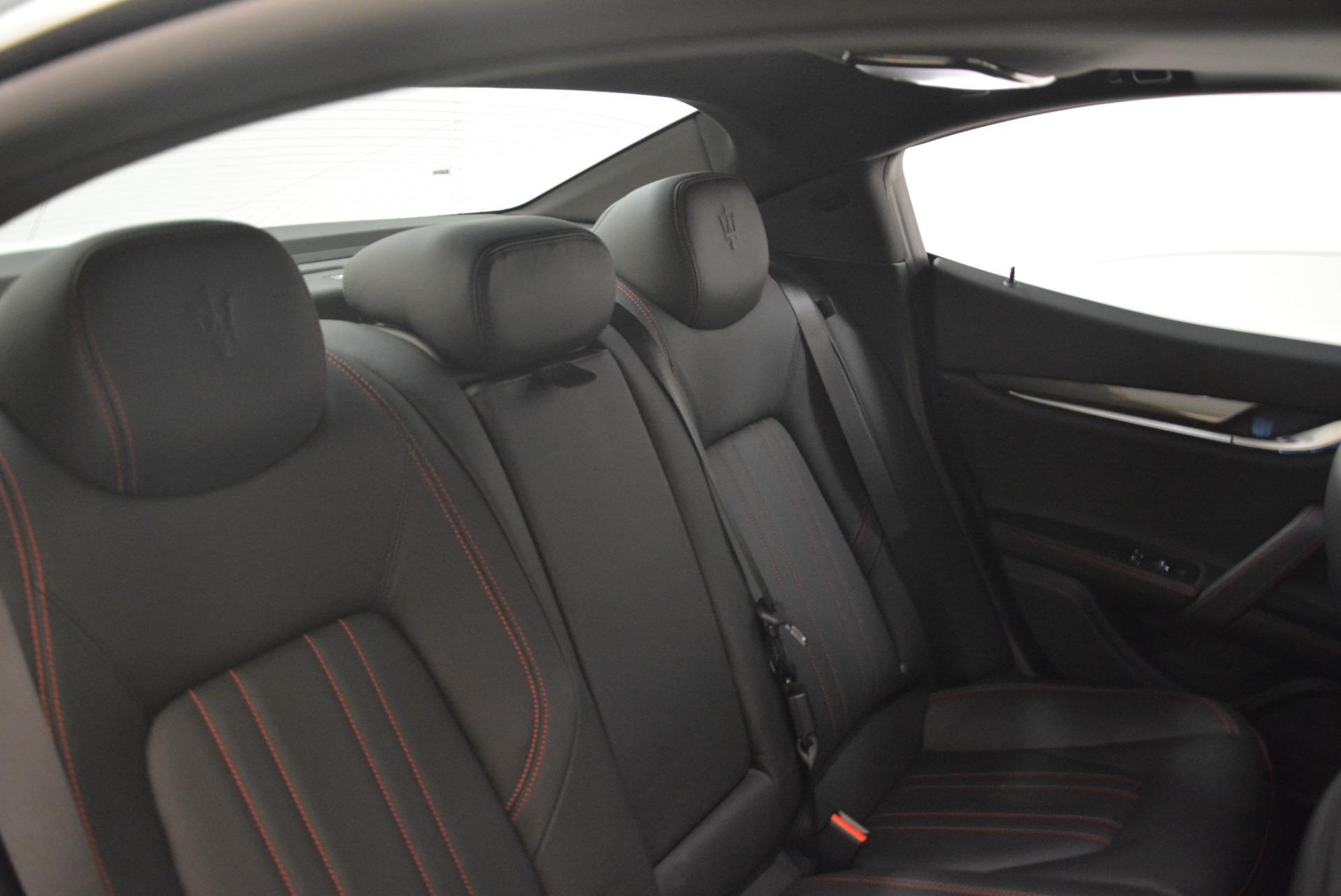 New 2018 Maserati Ghibli S Q4 For Sale In Greenwich, CT 2082_p27