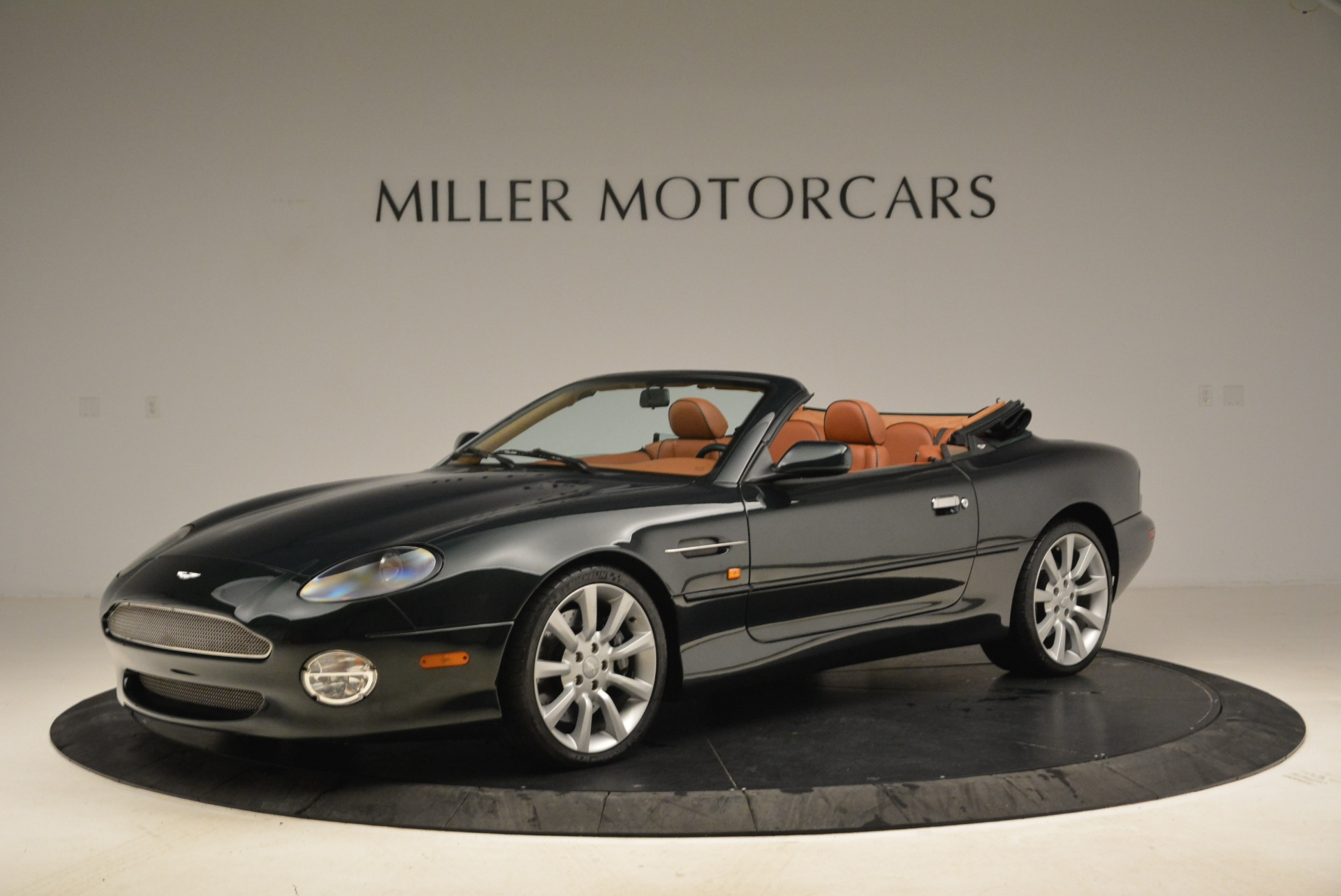 Used 2003 Aston Martin DB7 Vantage Volante For Sale In Greenwich, CT 2084_p2