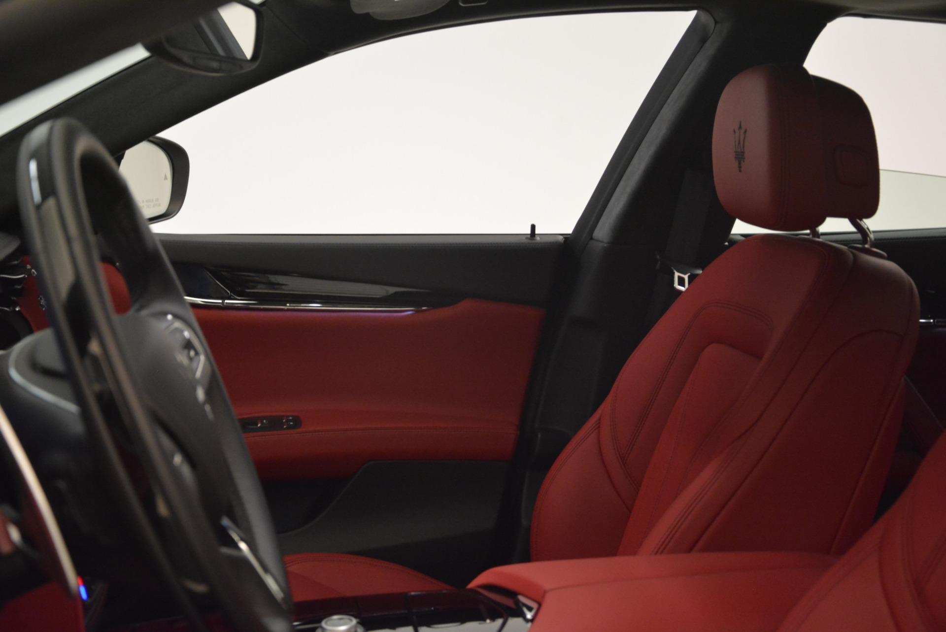 New 2018 Maserati Quattroporte S Q4 GranLusso For Sale In Greenwich, CT 2085_p16