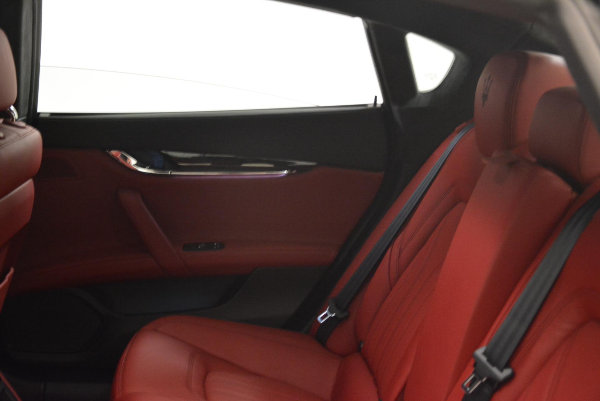 New 2018 Maserati Quattroporte S Q4 GranLusso For Sale In Greenwich, CT 2085_p22