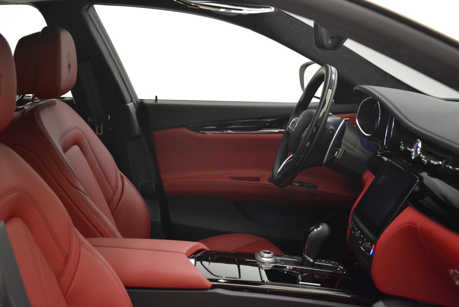 New 2018 Maserati Quattroporte S Q4 GranLusso For Sale In Greenwich, CT 2085_p25