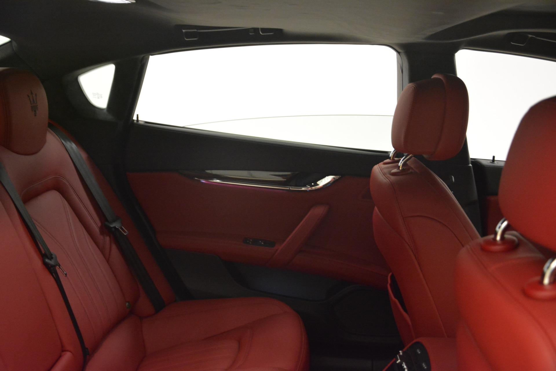 New 2018 Maserati Quattroporte S Q4 GranLusso For Sale In Greenwich, CT 2085_p28