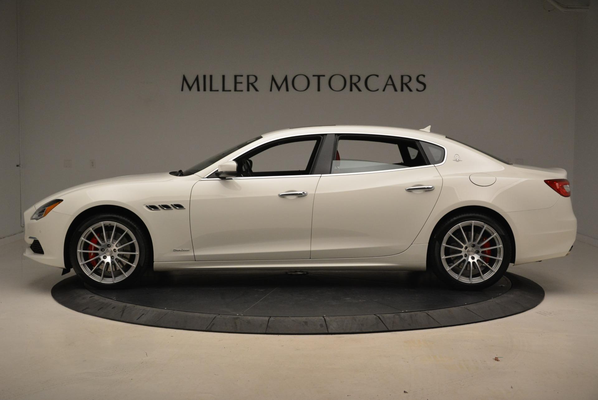 New 2018 Maserati Quattroporte S Q4 GranLusso For Sale In Greenwich, CT 2085_p4