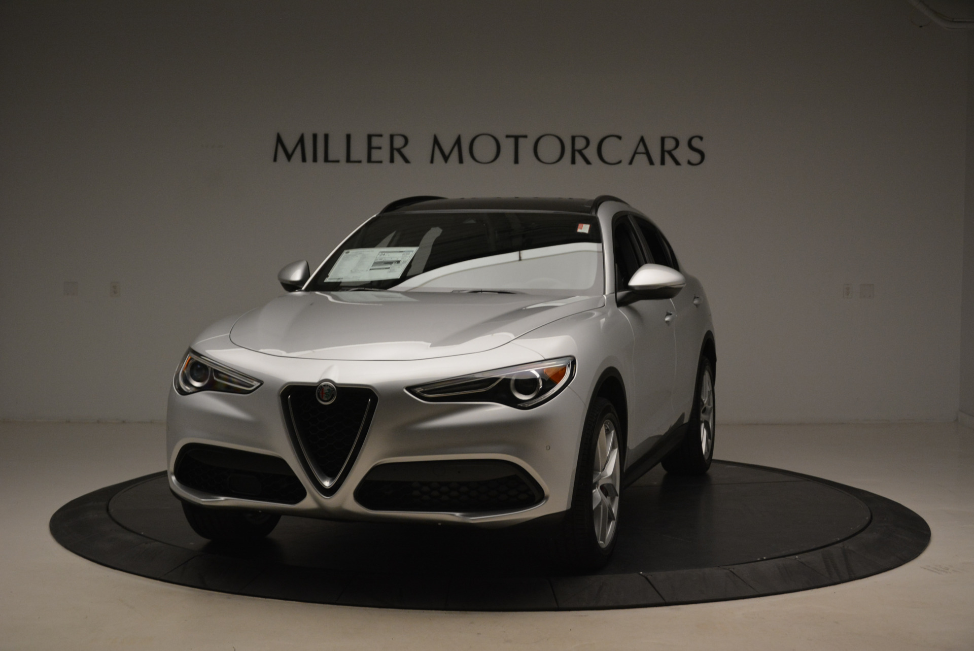 New 2018 Alfa Romeo Stelvio Ti Sport Q4 For Sale In Greenwich, CT 2086_main