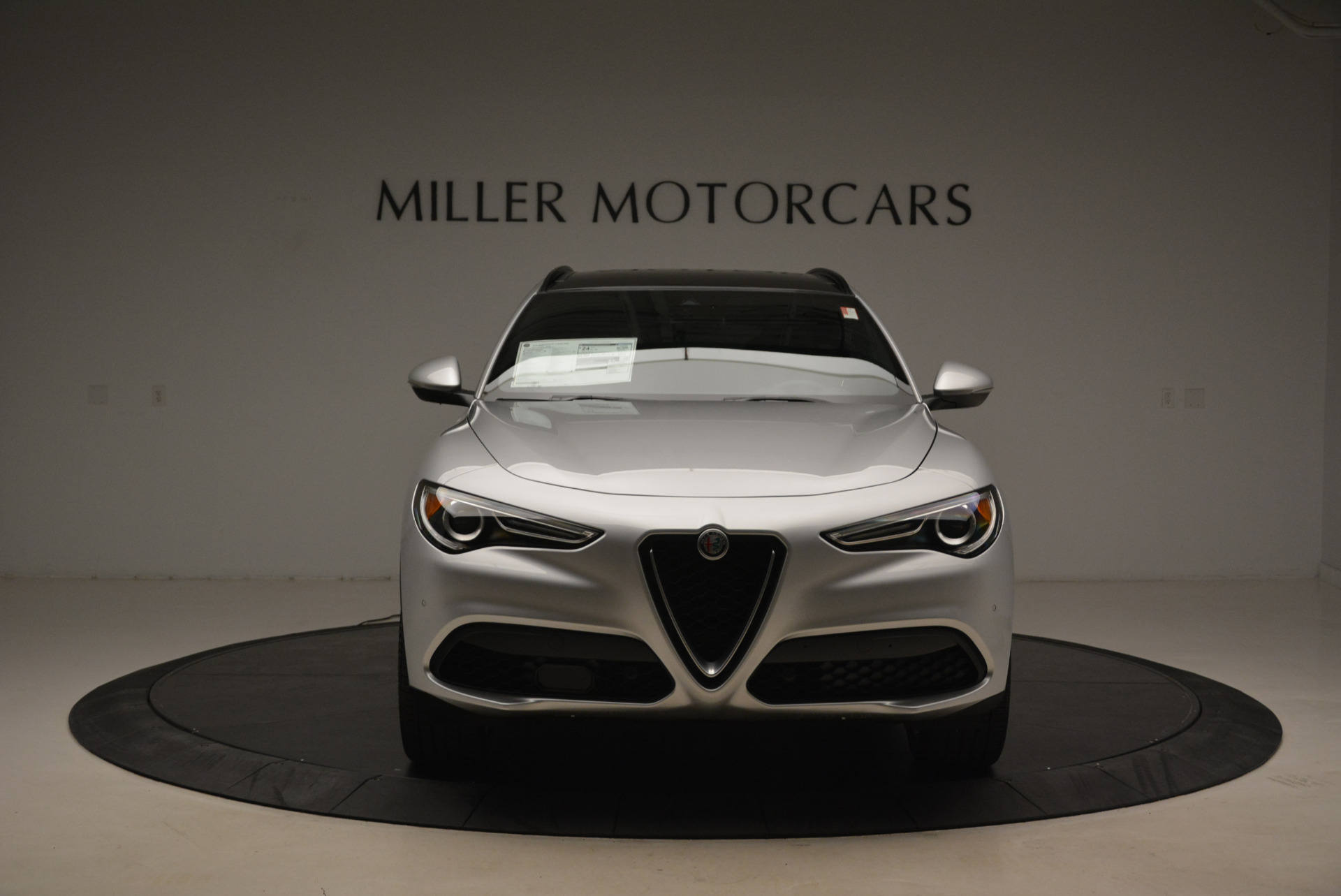 New 2018 Alfa Romeo Stelvio Ti Sport Q4 For Sale In Greenwich, CT 2086_p12