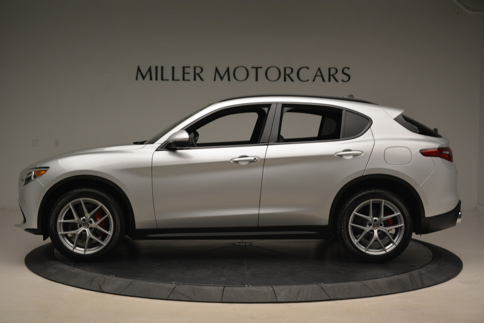 New 2018 Alfa Romeo Stelvio Ti Sport Q4 For Sale In Greenwich, CT 2086_p3