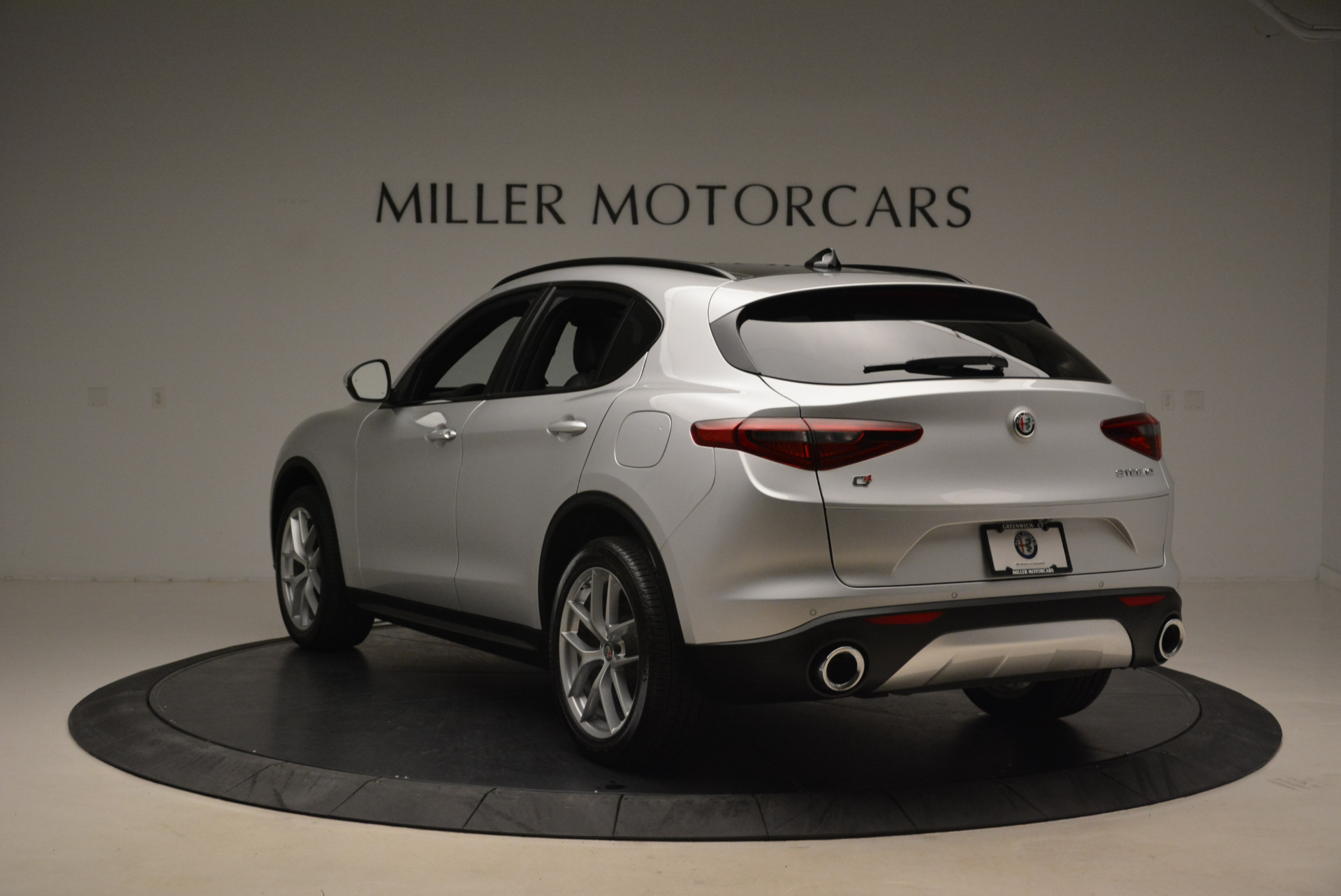 New 2018 Alfa Romeo Stelvio Ti Sport Q4 For Sale In Greenwich, CT 2086_p5