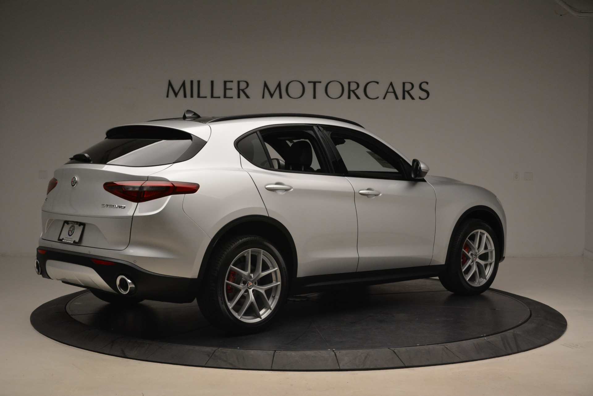 New 2018 Alfa Romeo Stelvio Ti Sport Q4 For Sale In Greenwich, CT 2086_p8