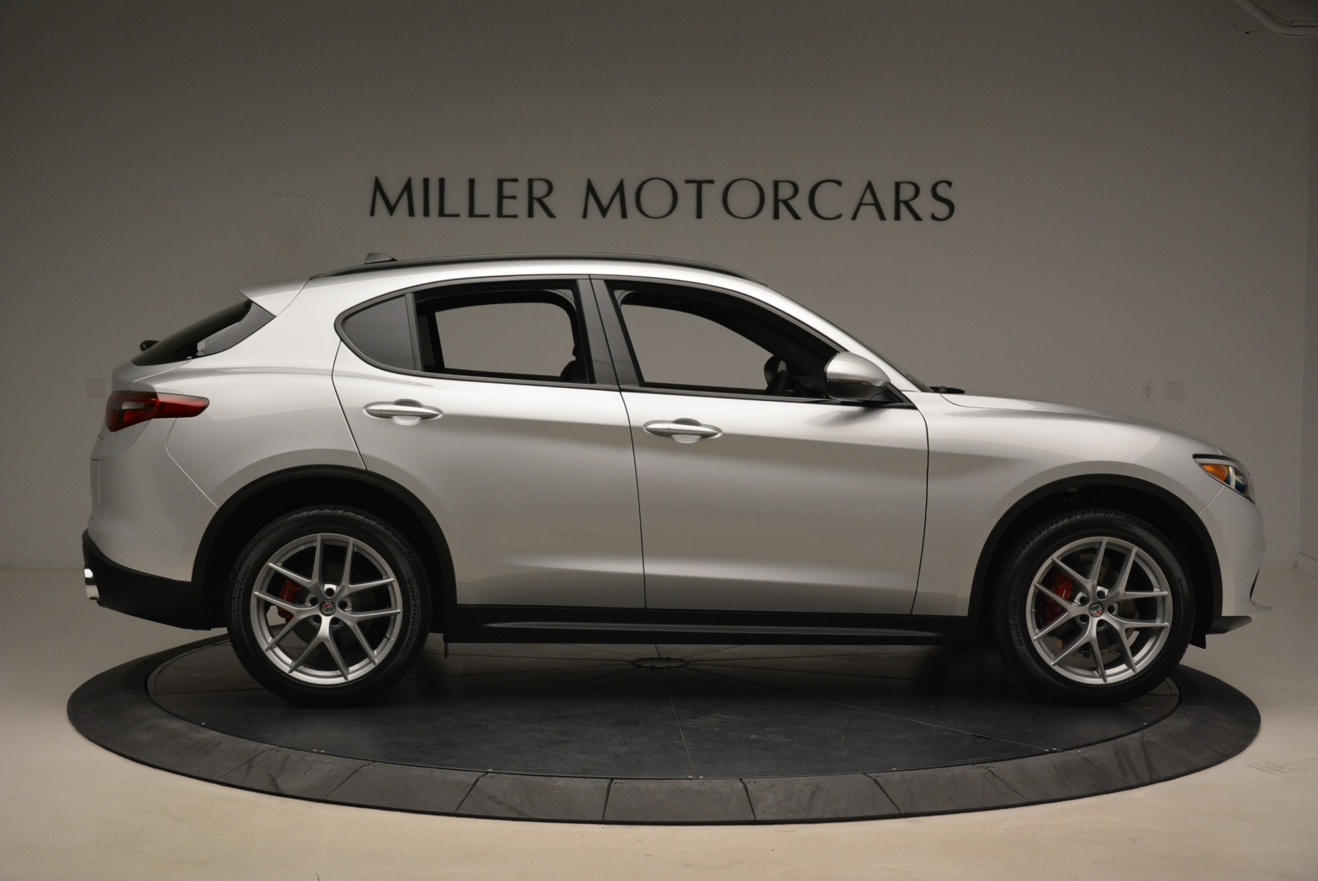 New 2018 Alfa Romeo Stelvio Ti Sport Q4 For Sale In Greenwich, CT 2086_p9