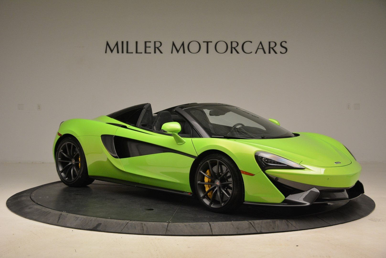 New 2018 McLaren 570S Spider For Sale In Greenwich, CT 2087_p10