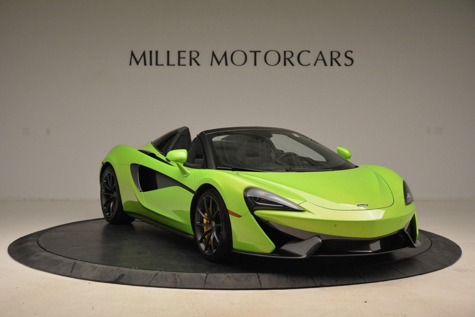 New 2018 McLaren 570S Spider For Sale In Greenwich, CT 2087_p11