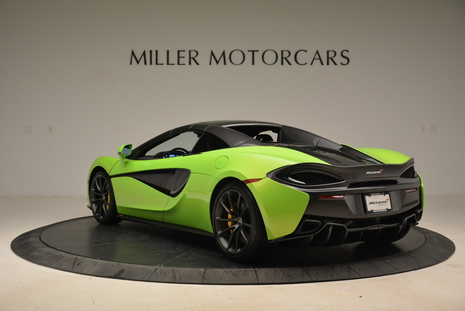 New 2018 McLaren 570S Spider For Sale In Greenwich, CT 2087_p17