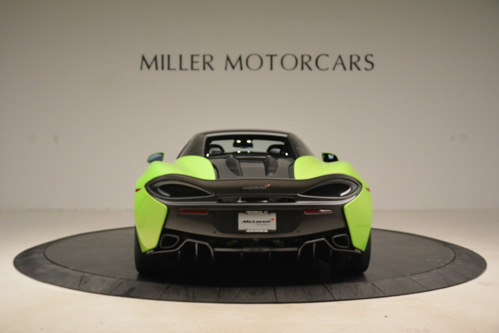 New 2018 McLaren 570S Spider For Sale In Greenwich, CT 2087_p18