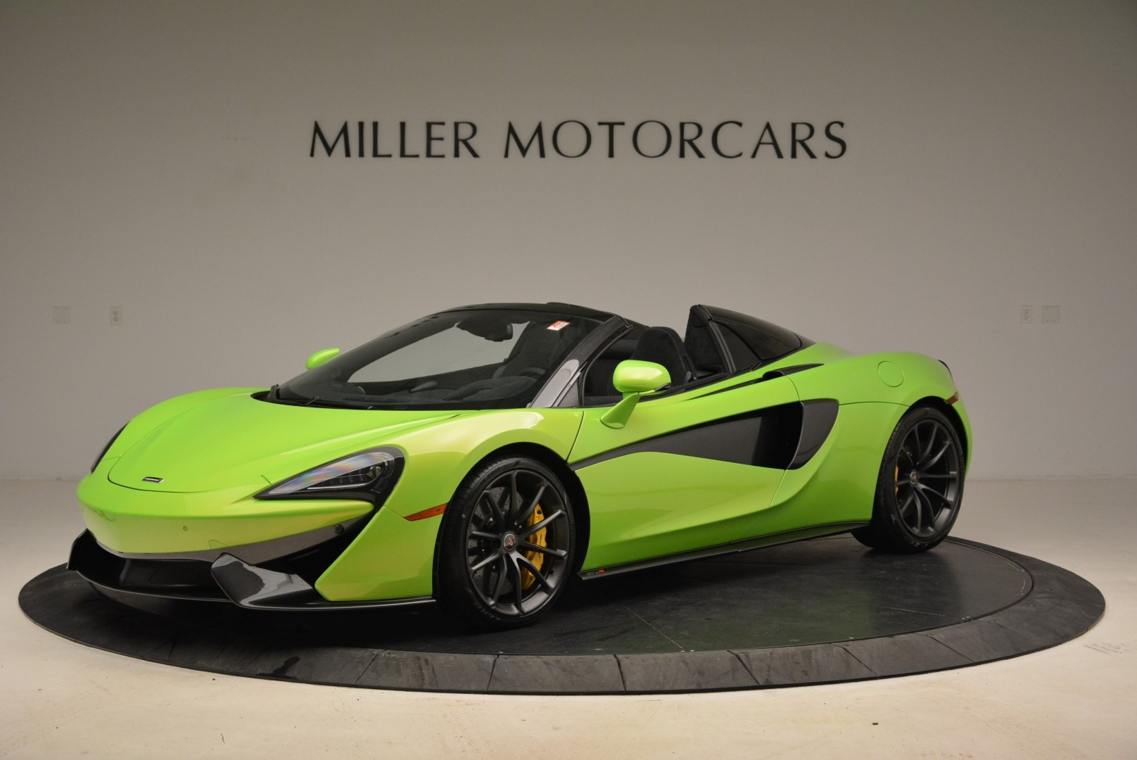 New 2018 McLaren 570S Spider For Sale In Greenwich, CT 2087_p2
