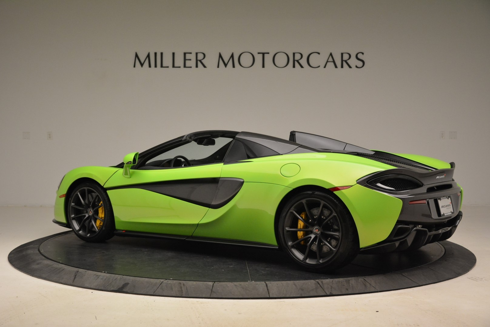 New 2018 McLaren 570S Spider For Sale In Greenwich, CT 2087_p4