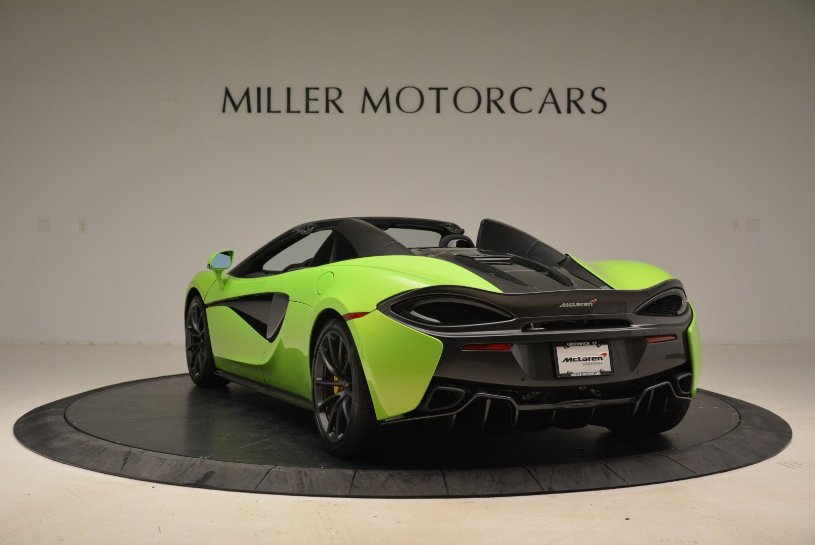 New 2018 McLaren 570S Spider For Sale In Greenwich, CT 2087_p5