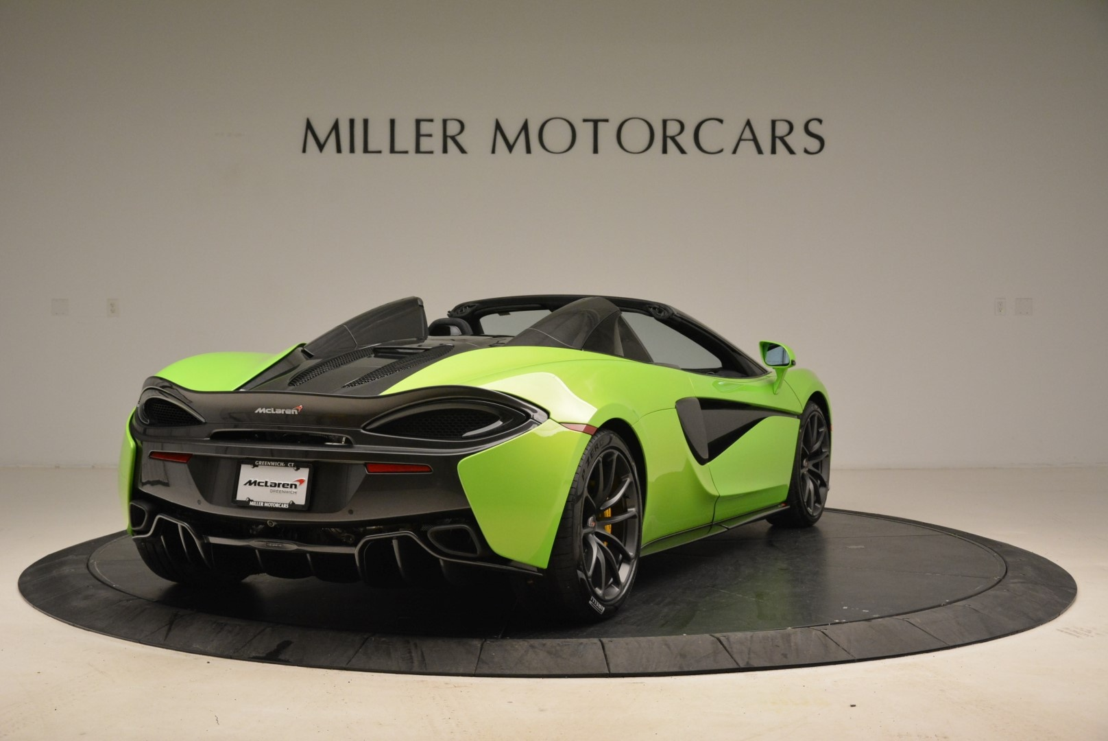 New 2018 McLaren 570S Spider For Sale In Greenwich, CT 2087_p7