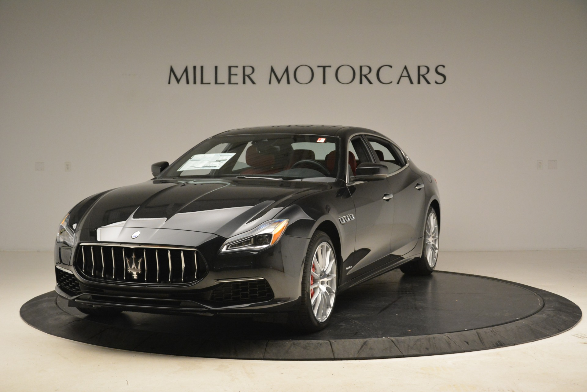 New 2018 Maserati Quattroporte S Q4 GranLusso For Sale In Greenwich, CT 2088_main