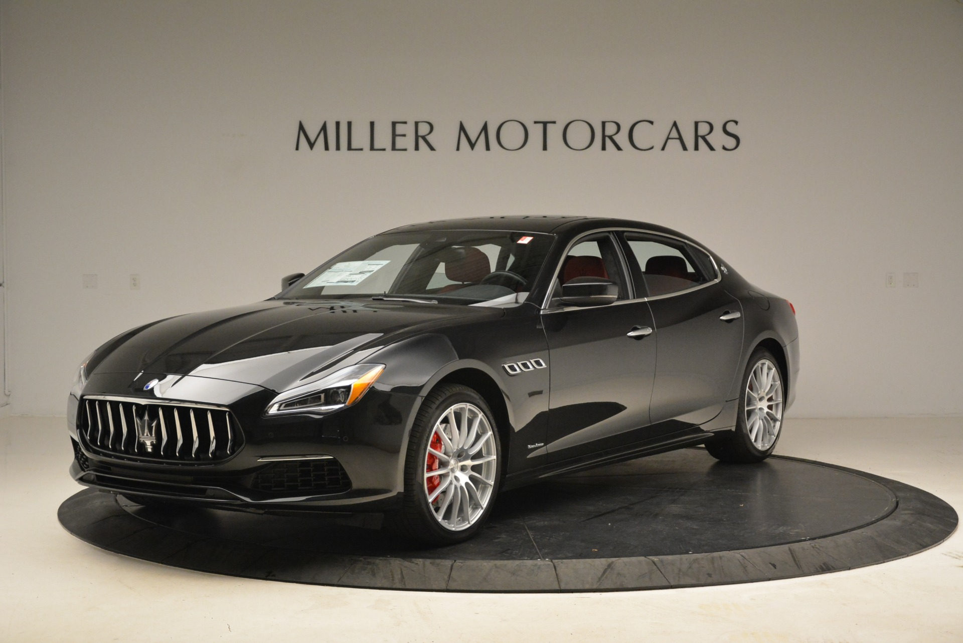 New 2018 Maserati Quattroporte S Q4 GranLusso For Sale In Greenwich, CT 2088_p2