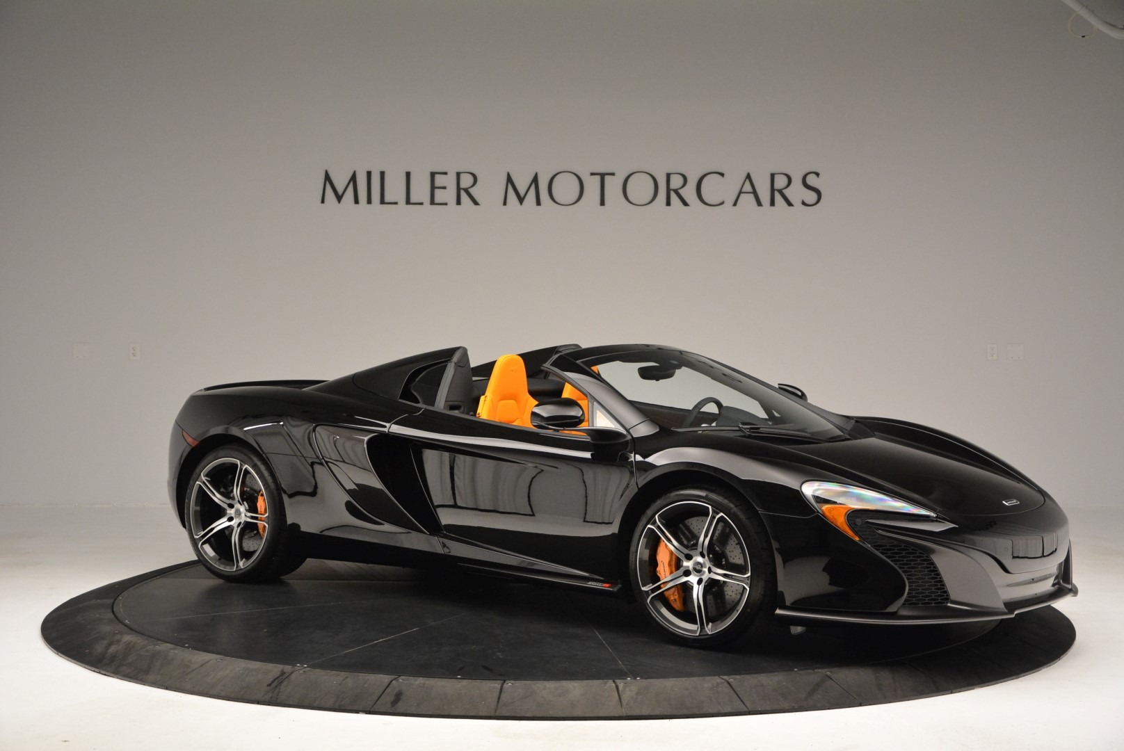 Used 2015 McLaren 650S Spider For Sale In Greenwich, CT 2089_p10