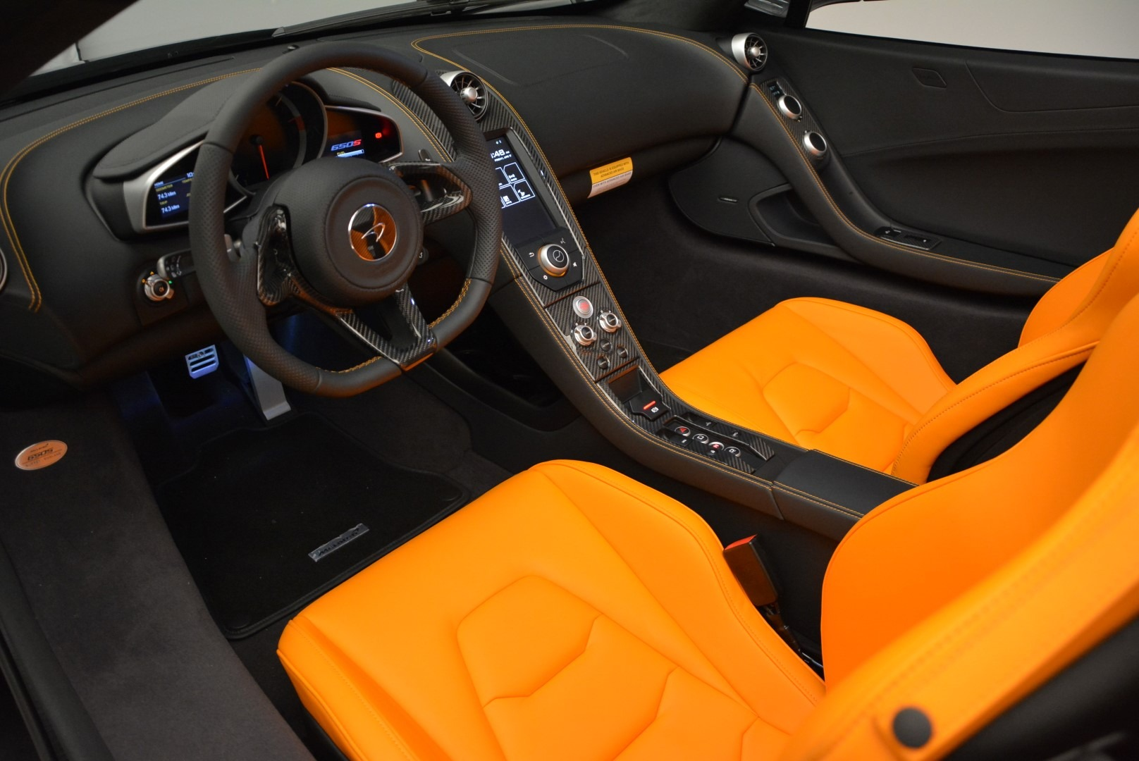 Used 2015 McLaren 650S Spider For Sale In Greenwich, CT 2089_p23