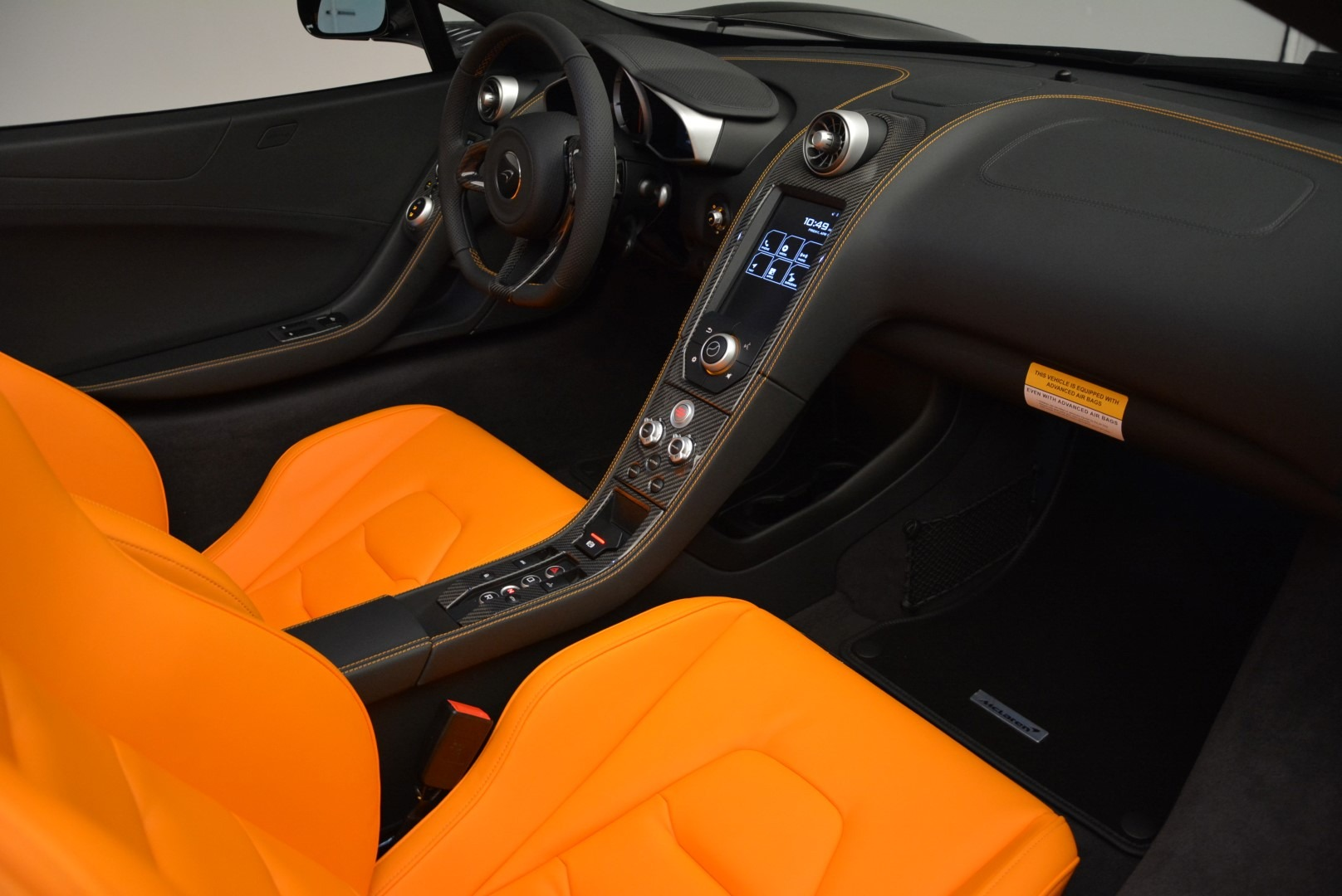 Used 2015 McLaren 650S Spider For Sale In Greenwich, CT 2089_p26