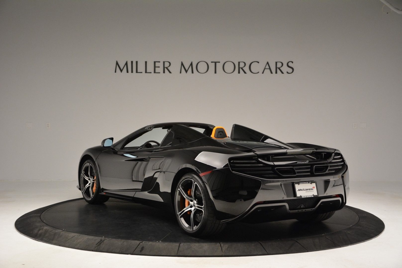 Used 2015 McLaren 650S Spider For Sale In Greenwich, CT 2089_p5