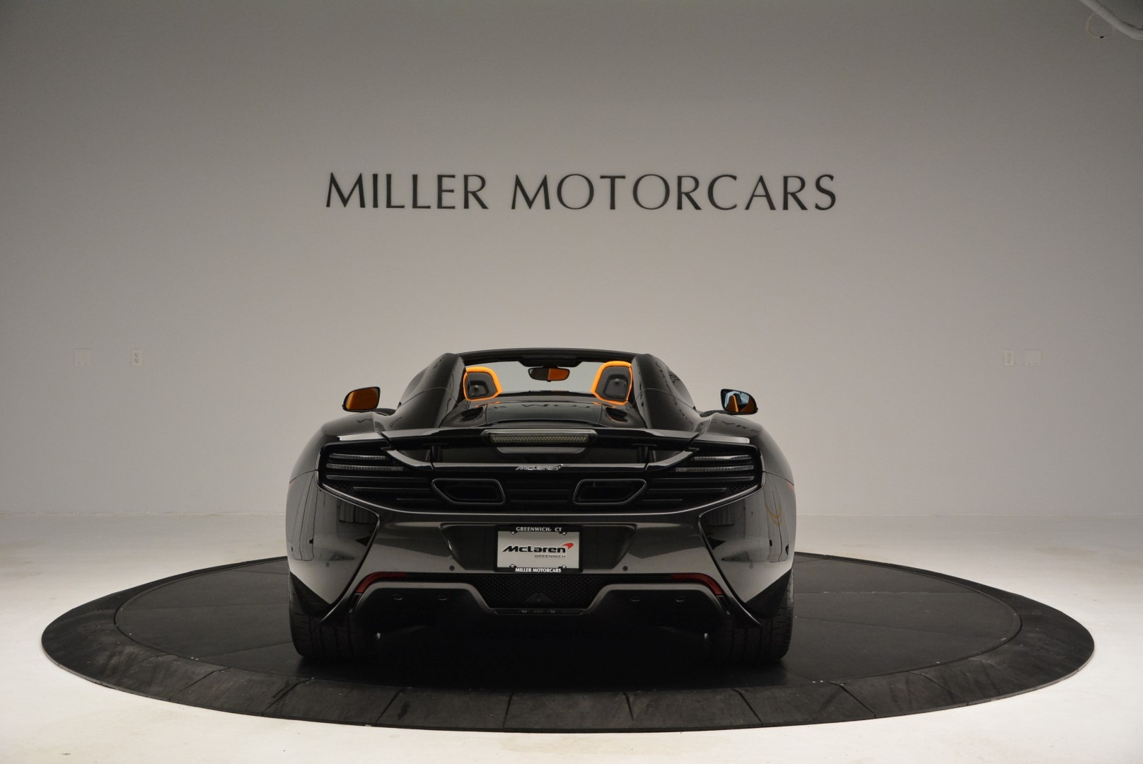Used 2015 McLaren 650S Spider For Sale In Greenwich, CT 2089_p6