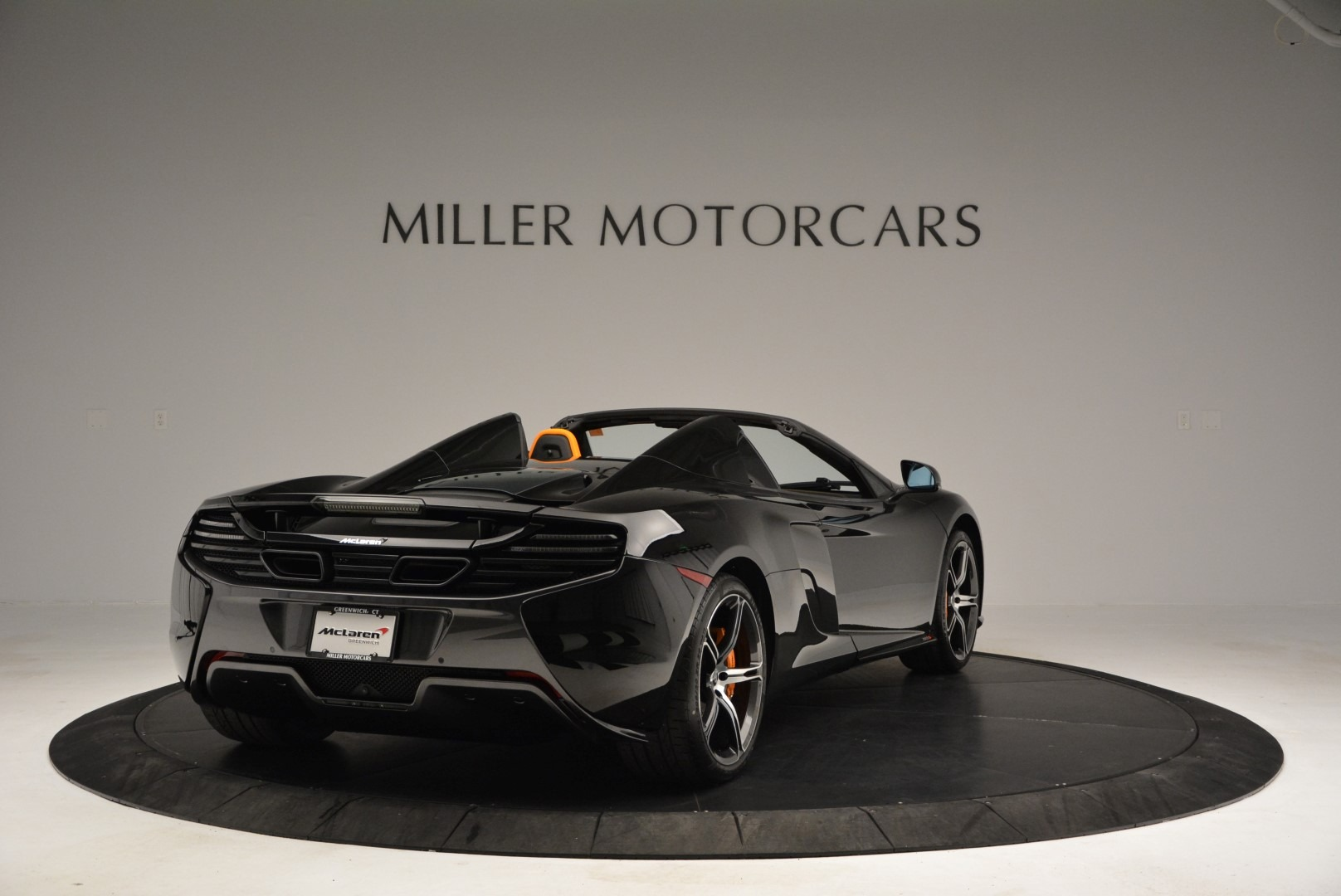 Used 2015 McLaren 650S Spider For Sale In Greenwich, CT 2089_p7
