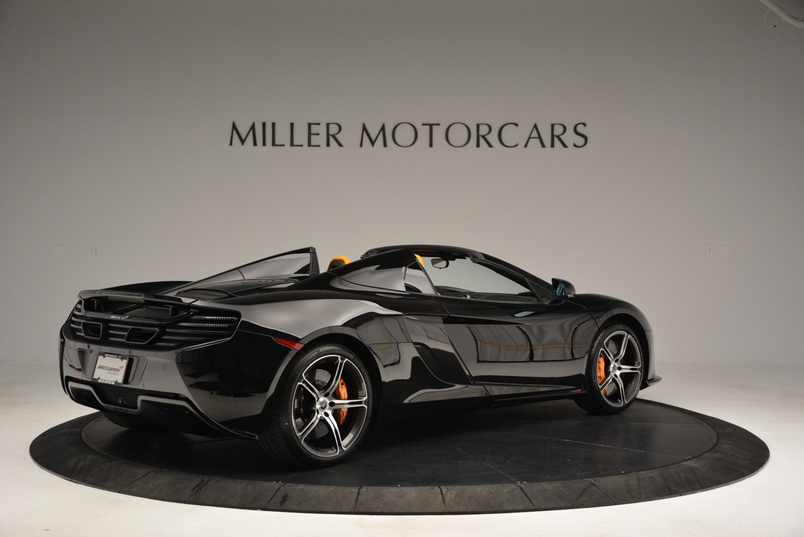 Used 2015 McLaren 650S Spider For Sale In Greenwich, CT 2089_p8